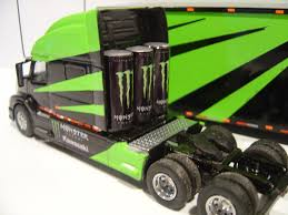 monster energy kawasaki midwest replicas toy truck talk