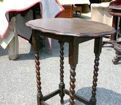 antique spindle leg side table spindle side table more teeny tiny side tables antique spindle leg
