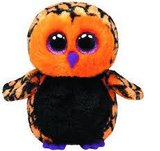 beanie boo owl named haunt ty u0027s beanie boos ty