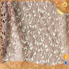 Lace Fabric For Curtains Trade Assurance Fabric Textile 2017 Latest Fashion Lace Design