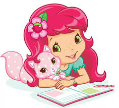 strawberry margarita cartoon study friends so cute strawberry shortcake pinterest