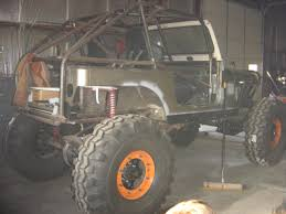 jeep rock crawler buggy overkill off road pat s project