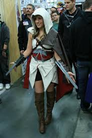 Ezio Halloween Costume Female Ezio Completed Cosplay
