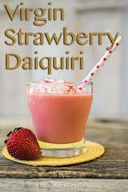 best 25 non alcoholic daiquiri recipes ideas on pinterest