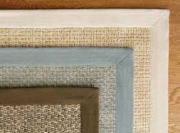 Pottery Barn Jute Rugs Chenille Jute Basketweave And Color Bound Sisal Rugs From Pottery Barn