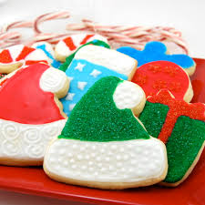 sugar christmas cookies u2013 happy holidays
