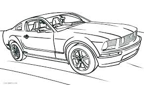 free coloring pages of mustang cars ford mustang coloring pages mustang coloring pages awesome ford