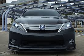 lexus hs 250h top speed view of lexus hs 250h photos video features and tuning