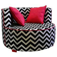 Zebra Accent Chair Chairs Piquant Black Zebra Accent Chair Renew Newco Kids Small