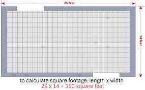 square footage calculator 5 steps to calculate how much tile you need dengarden