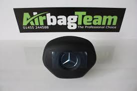mercedes dashboard clock airbagteam ltd mercedes c class 2010 2014 w204 airbag kit