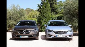 renault talisman estate 2017 opel insignia sports tourer vs 2017 renault talisman estate