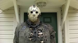 Friday 13th Halloween Costumes Jason Blood Costume Sized Friday 13th