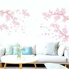 wall ideas wall decor flowers umbra wallflower wall decor 3d paper flowers wall decor wall art decals flowers bedroom wall stickers flowers extra large pink flowers tree branch living room sofa tv background wall