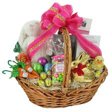 easter gift basket happy easter gift basket