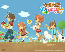 3 harvest moon hd wallpapers backgrounds wallpaper abyss