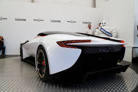 aston martin supercar concept aston martin dp 100 vision grand turismo side rear my car heaven