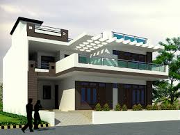 Emejing Home Design Front View Contemporary Interior Design