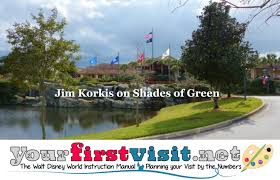 Shades Of Green by A Friday Visit With Jim Korkis Shades Of Green Yourfirstvisit Net