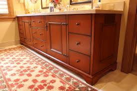 Furniture Style Vanity Bathrooms Taft Design Works