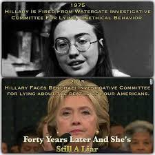 Hilary Meme - meme perfectly illustrates how hillary clinton never changes