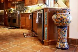 The Mediterranean Kitchen - 40 mediterranean interior flooring the mediterranean style