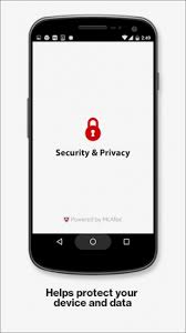 mcafee mobile security apk verizon support protection 5 0 38 apk for android aptoide