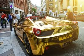 chrome ferrari 458 luxury life design chrome gold ferrari 458 spider