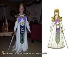 Princess Zelda Halloween Costume Princess Zelda Nintendo Character Costume