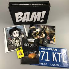 the bam box october 2017 featured grimm buffy more check out