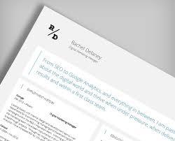 Resume Templates For Professionals 13 Slick And Highly Professional Cv Templates Guru
