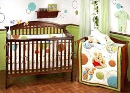 Winnie The Pooh Nursery Bedding Sets Best Images On Baby Room Bed Sets And Cartoonnursery Bedding