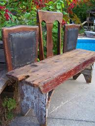 the art of up cycling upcycled furniture for gardens crazy ideas