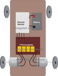 make wireless remote control circuit how to make wireless remote