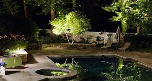 landscape lighting custom lights vernon daniel associates