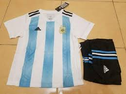 Baju Adidas Ori baju bola anak argentina home piala dunia 2018 adidas jual jersey