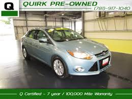 used ford focus 2012 and used ford focus for sale in saugus ma u s