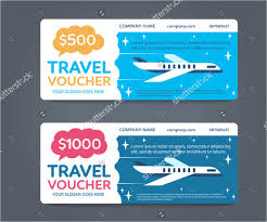 travel gift certificates 48 sle gift cards free premium templates