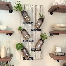 herb garden indoor diy mason jar indoor herb garden hometalk