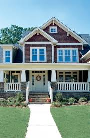 craftsman house plans with porch pretty house plans with porches porch water and vintage
