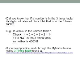 3times Table Introduction To Multiplication Ppt Video Online Download