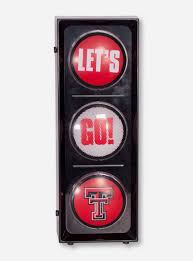texas tech neon light texas tech red raiders let s go neon sign
