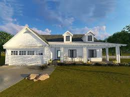 farmhouse plans with porch ranch farmhouse plans ranch house with wrap around porch and