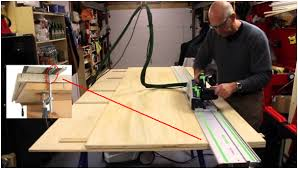 portable track saw table what tools do you need for a shared woodworking space quora