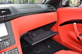 2017 maserati granturismo red 2017 maserati granturismo convertible stock m515 for sale near