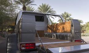 mercedes 6x6 truck the mercedes g63 amg 6x6 includes a truck bed for hauling