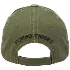 flying tigers cap from sporty s pilot shop