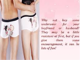buying for your boyfriend