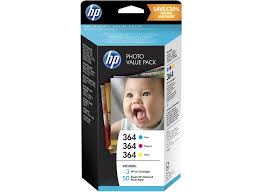 hp 364 series photo value pack 50 sht 10 x 15 cm hp store