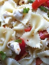 caprese pasta salad meal prep video recipe caprese pasta